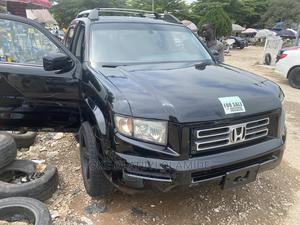 Honda Ridgeline 2008 Black | Cars for sale in Abuja (FCT) State, Garki 2