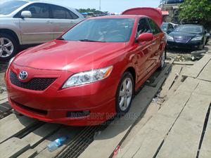 Toyota Camry 2009 Red   Cars for sale in Lagos State, Apapa
