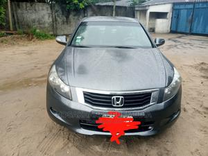 Honda Accord 2008 2.4 EX-L Automatic Gray | Cars for sale in Rivers State, Port-Harcourt