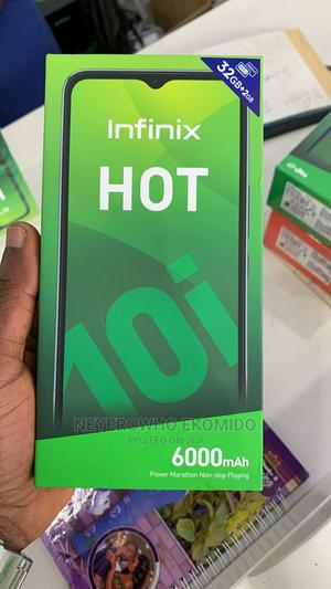 New Infinix Hot 10i 32 GB Black   Mobile Phones for sale in Delta State, Warri