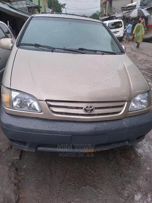 Toyota Sienna 2002 CE Gold   Cars for sale in Anambra State, Onitsha