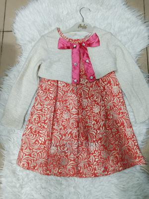 Turkey Girls Gown/Jacket | Children's Clothing for sale in Lagos State, Yaba