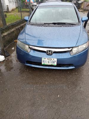 Honda Civic 2006 Blue   Cars for sale in Rivers State, Port-Harcourt
