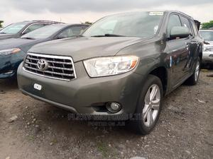 Toyota Highlander 2010 Limited Gray   Cars for sale in Lagos State, Apapa