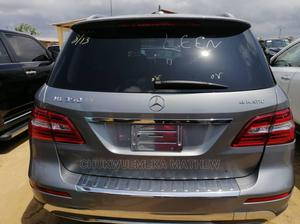 Mercedes-Benz M Class 2015 Gray | Cars for sale in Abuja (FCT) State, Lokogoma