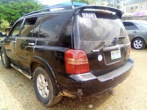 Toyota Highlander 2004 Limited V6 4x4 Black   Cars for sale in Abuja (FCT) State, Gwarinpa