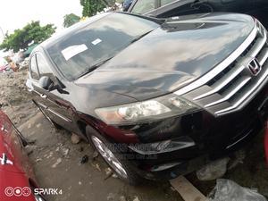 Honda Accord Crosstour 2011 Black | Cars for sale in Lagos State, Apapa