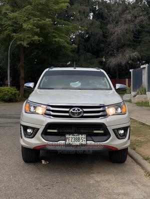 Toyota Hilux 2020 White   Cars for sale in Abuja (FCT) State, Garki 1