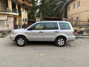 Honda Pilot 2006 EX 4x4 (3.5L 6cyl 5A) Gray | Cars for sale in Lagos State, Lagos Island (Eko)