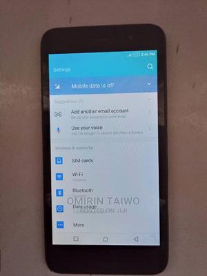 Infinix Hot 5 16 GB Black | Mobile Phones for sale in Oyo State, Ibadan
