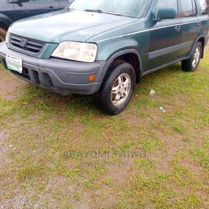 Honda CR-V 2000 2.0 Automatic Green | Cars for sale in Ogun State, Ado-Odo/Ota