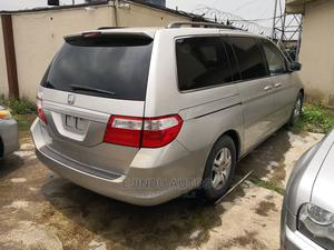 Honda Odyssey 2007 Silver   Cars for sale in Lagos State, Ikeja