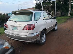 Lexus RX 2003 White | Cars for sale in Lagos State, Ikeja