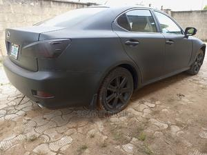 Lexus IS 2008 350 Black | Cars for sale in Abuja (FCT) State, Lugbe District