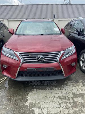Lexus RX 2012 350 AWD Red | Cars for sale in Lagos State, Ajah
