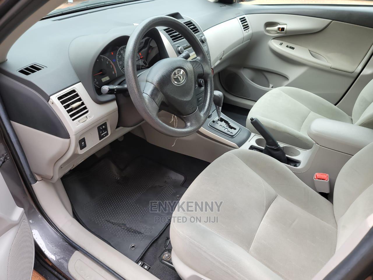 Toyota Corolla 2013 Gray | Cars for sale in Ikeja, Lagos State, Nigeria
