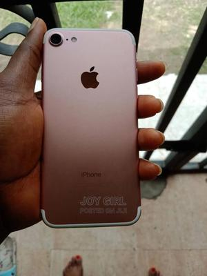 Apple iPhone 7 32 GB Rose Gold   Mobile Phones for sale in Lagos State, Ojo