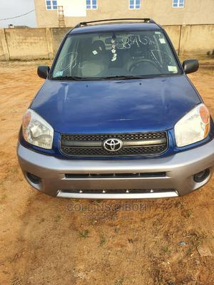 Toyota RAV4 2004 1.8 Blue | Cars for sale in Ogun State, Obafemi-Owode