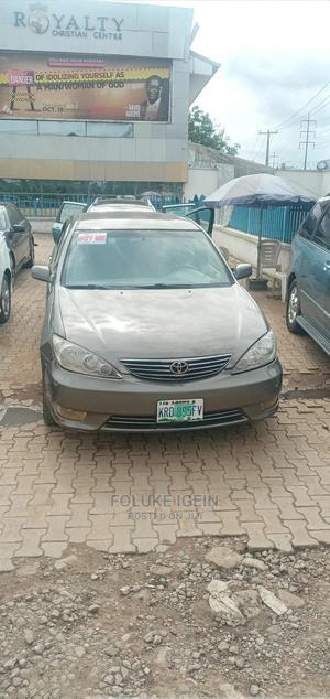 Toyota Camry 2006 Gray | Cars for sale in Lagos State, Agege