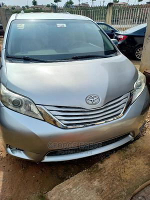 Toyota Sienna 2013 XLE AWD 7-Passenger Silver | Cars for sale in Lagos State, Ikeja