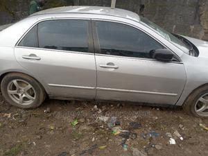 Honda Accord 2005 Automatic Silver   Cars for sale in Lagos State, Ikotun/Igando