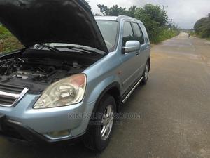 Honda CR-V 2004 2.0i ES Silver | Cars for sale in Rivers State, Port-Harcourt