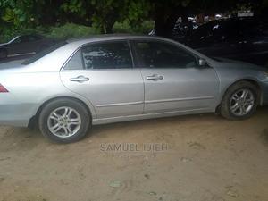 Honda Accord 2007 Sedan LX SE Silver | Cars for sale in Niger State, Suleja
