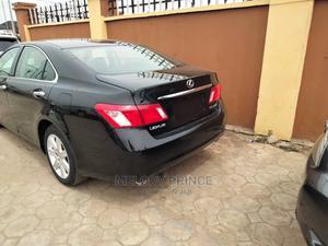 Lexus ES 2009 350 Black   Cars for sale in Lagos State, Ikotun/Igando