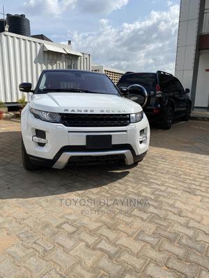 Land Rover Range Rover Evoque 2015 White | Cars for sale in Abuja (FCT) State, Durumi