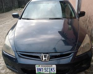 Honda Accord 2006 2.4 Executive Blue | Cars for sale in Rivers State, Port-Harcourt