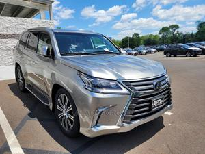 Lexus LX 2019 Silver   Cars for sale in Lagos State, Ikeja