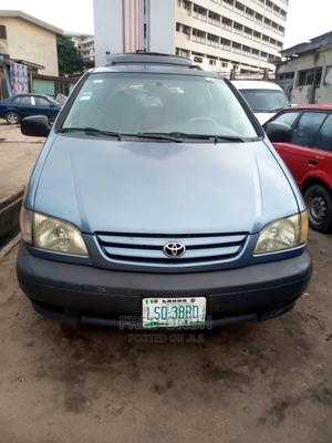 Toyota Sienna 2021 LE 8-Passenger Blue | Cars for sale in Lagos State, Ajah