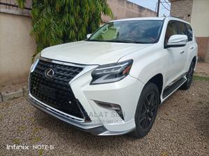 Lexus GX 2018 460 Luxury White   Cars for sale in Kaduna State, Kaduna / Kaduna State