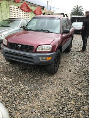 Toyota RAV4 1998 Cabriolet Red | Cars for sale in Lagos State, Ikeja