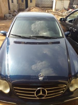 Mercedes-Benz C240 2003 Blue | Cars for sale in Abuja (FCT) State, Asokoro