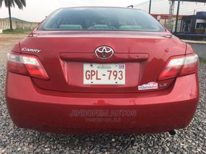 Toyota Camry 2007 Red   Cars for sale in Oyo State, Ibadan