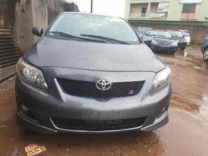 Toyota Corolla 2010 Gray | Cars for sale in Lagos State, Egbe Idimu