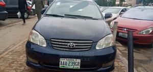 Toyota Corolla 2006 S Blue | Cars for sale in Abuja (FCT) State, Wuse