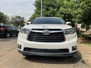 Toyota Highlander 2015 White | Cars for sale in Abuja (FCT) State, Garki 2