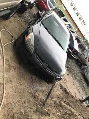 Honda Accord 2004 2.4 Type S Automatic Blue | Cars for sale in Lagos State, Ikeja
