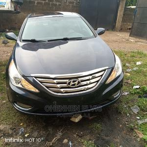 Hyundai Sonata 2013 Black   Cars for sale in Lagos State, Abule Egba