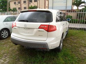 Acura MDX 2009 SUV 4dr AWD (3.7 6cyl 5A) White | Cars for sale in Lagos State, Ikeja