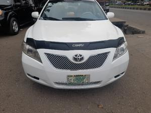 Toyota Camry 2007 White   Cars for sale in Lagos State, Surulere