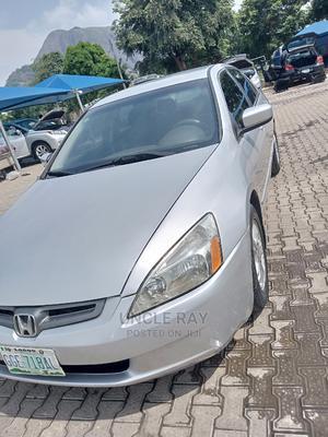 Honda Accord 2004 Silver | Cars for sale in Abuja (FCT) State, Karu