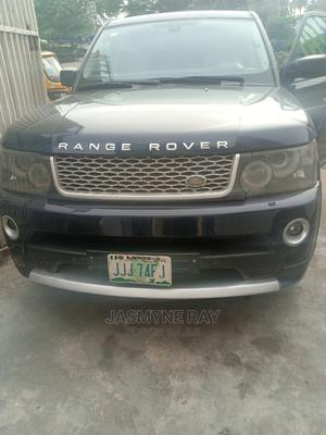 Land Rover Range Rover Sport 2008 Blue   Cars for sale in Lagos State, Magodo