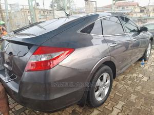 Honda Accord Crosstour 2011 EX-L AWD Gray | Cars for sale in Lagos State, Alimosho