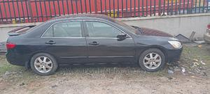 Honda Accord 2005 Coupe EX Automatic Black | Cars for sale in Lagos State, Apapa