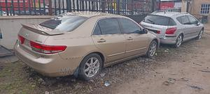 Honda Accord 2004 Automatic Gold | Cars for sale in Lagos State, Apapa