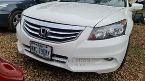 Honda Accord 2011 Sedan LX Automatic White   Cars for sale in Abuja (FCT) State, Central Business District