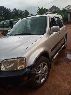 Honda CR-V 2001 2.0 4WD Automatic Silver | Cars for sale in Enugu State, Nsukka